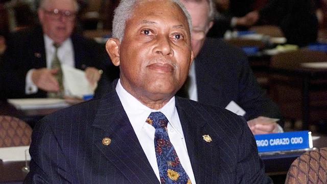 Grondlegger Internationaal Strafhof Robinson overleden