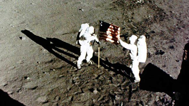 'Apollo-astronauten hebben grotere kans op hart- en vaatziekten'