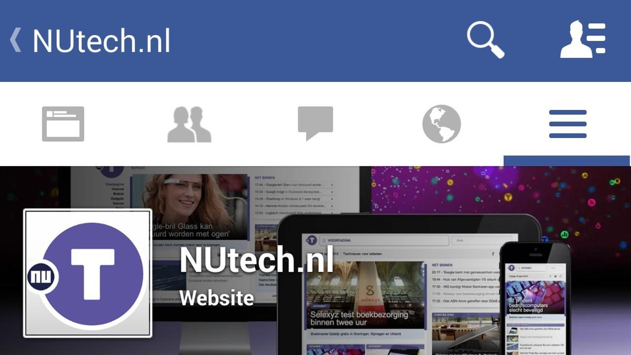 Facebook voor android krijgt nieuw design nu het for O architecture facebook