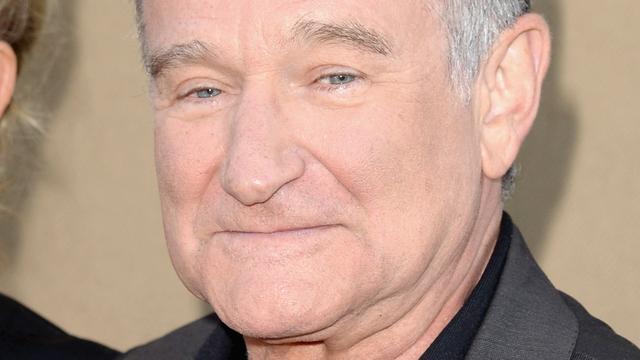 Weer biografie Robin Williams aangekondigd