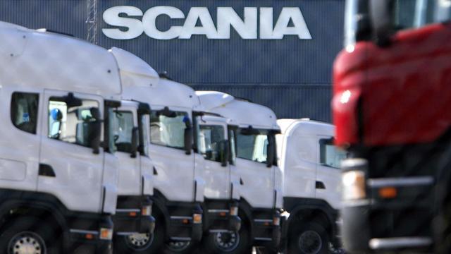 Defensie koopt meer dan 2.000 nieuwe trucks van Scania