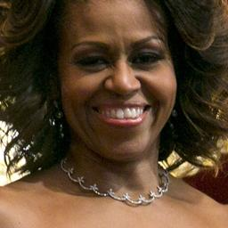 Michelle Obama opent Anna Wintour Costume Center