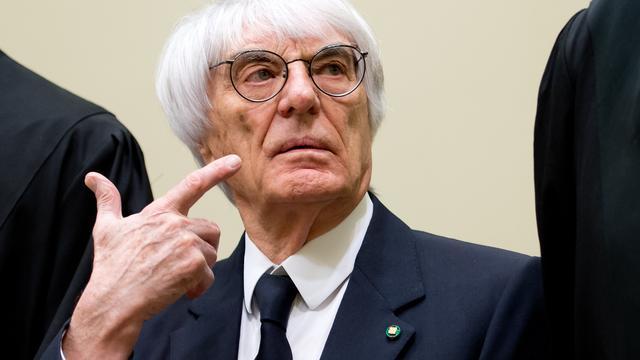 Formule 1-baas Ecclestone waarschuwt voor inkrimping