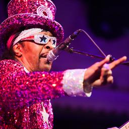 Bootsy Collins en Kelis naar North Sea Jazz
