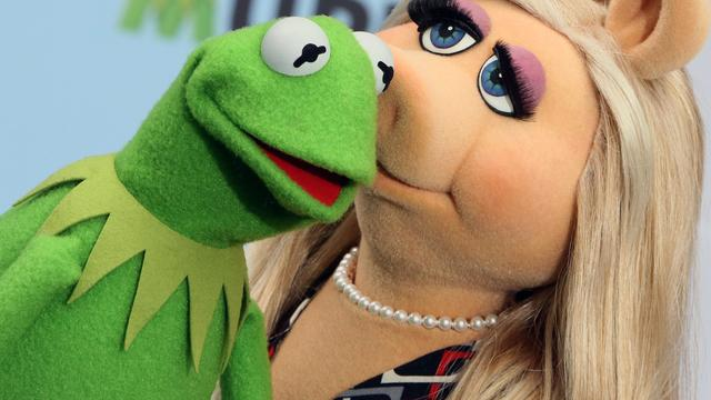 Paul Groot doet stem in Muppets-film