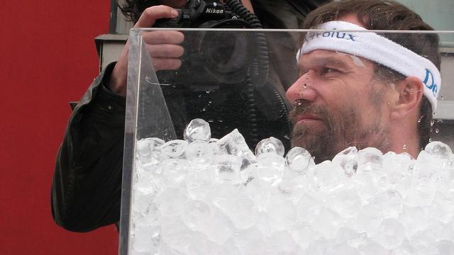 'Opnieuw dode door ademhalingsoefening iceman Wim Hof'