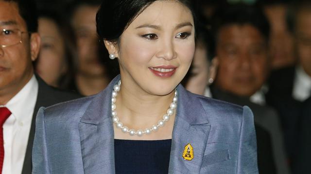 Thaise ex-premier Yingluck voor rechter