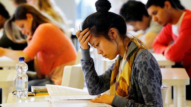 De laatste examenweek is van start