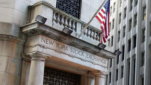 Wall Street weet verlies terug te dringen