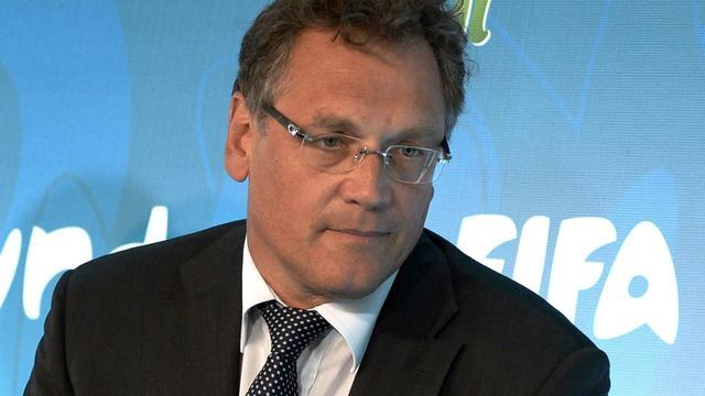 Ethische commissie FIFA gaat secretaris-generaal Valcke vervolgen
