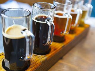 Tien speciaalbieren op de kaart in Zwols sterrenrestaurant