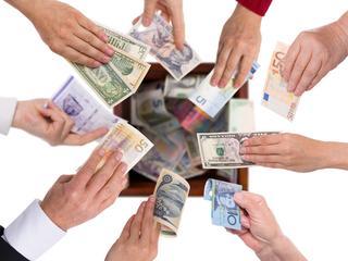Deel van lening wordt gefinancierd door particuliere investeerders