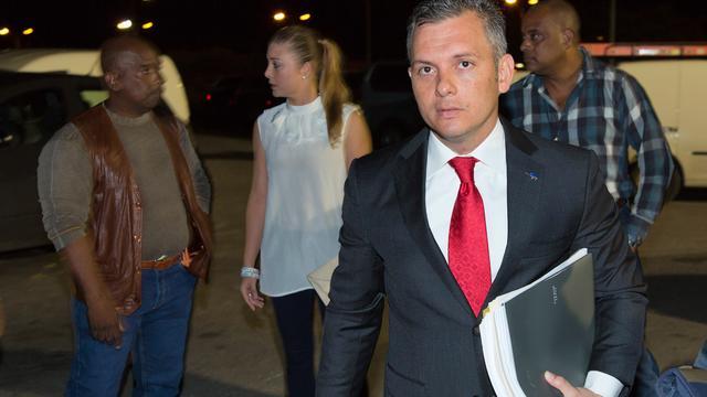 OM Curaçao eist drie jaar cel in hoger beroep tegen oud-premier Gerrit Schotte