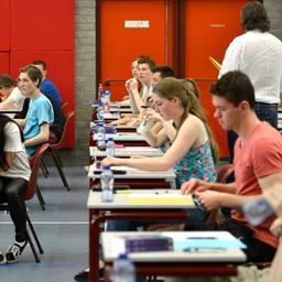 Examenperiode 'vrijwel vlekkeloos' verlopen