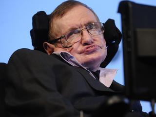 Hawking werd gevraagd door Richard Branson