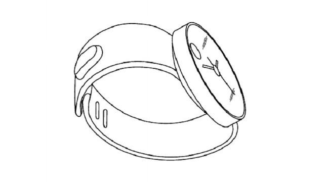 'Ook Samsung komt met ronde smartwatch'