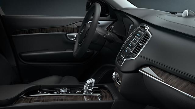 Volvo geeft interieurfoto 39 s nieuwe xc90 vrij nu het for Interieur xc90