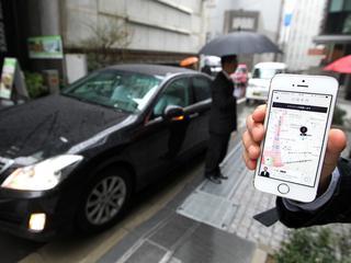 Californië verplicht chauffeurs hun auto te registreren als commercieel voertuig