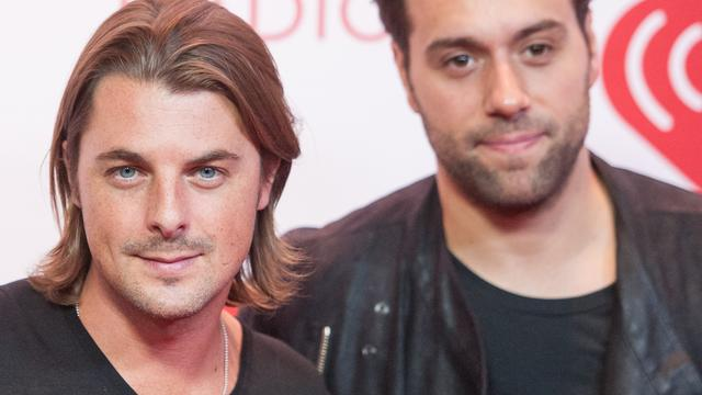 Axwell en Ingrosso op Zweedse versie The Flying Dutch