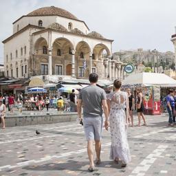 'Derde Griekse steunpakket onder 10 miljard'