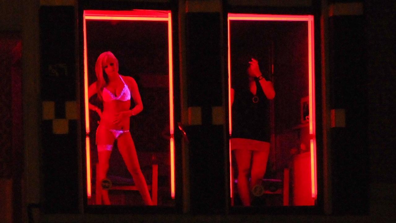vrouwen foto s redlight dames