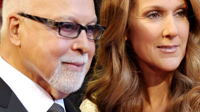 Echtgenoot en manager van Céline Dion overleden