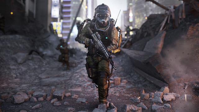 Call of Duty: Advanced Warfare bevat zombies