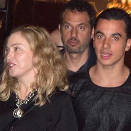 'Madonna breekt met Timor Steffens'