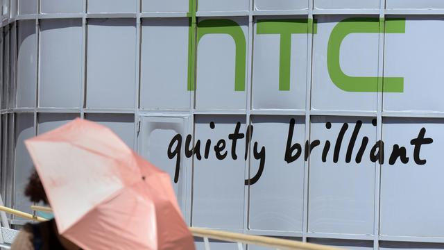 HTC lijdt fors kwartaalverlies