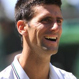 'Tennisser Novak Djokovic is vader geworden'