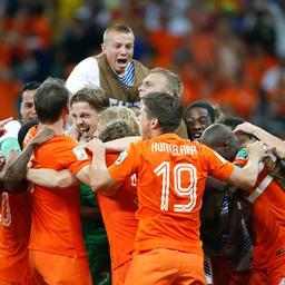 Nederland - Costa Rica meest gelezen WK-wedstrijd op NU.nl
