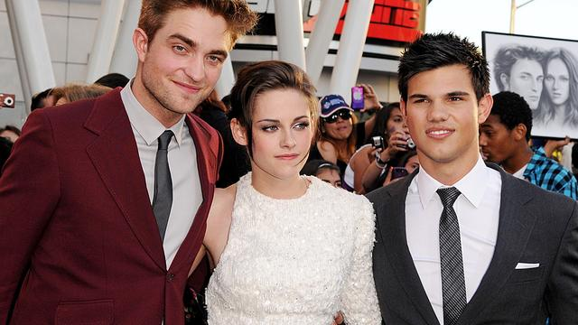 'Kristen Stewart stuurt Robert Pattinson nog liefdesbrieven'