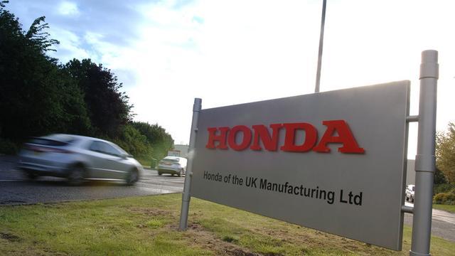 Honda bouwt veel minder auto's