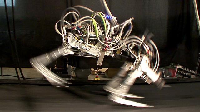 Robotmaker Boston Dynamics overgenomen door Softbank