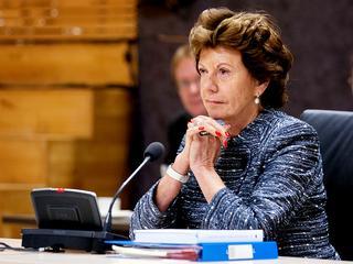 VVD-politica 'geschokt' door einde van onderhandelingen