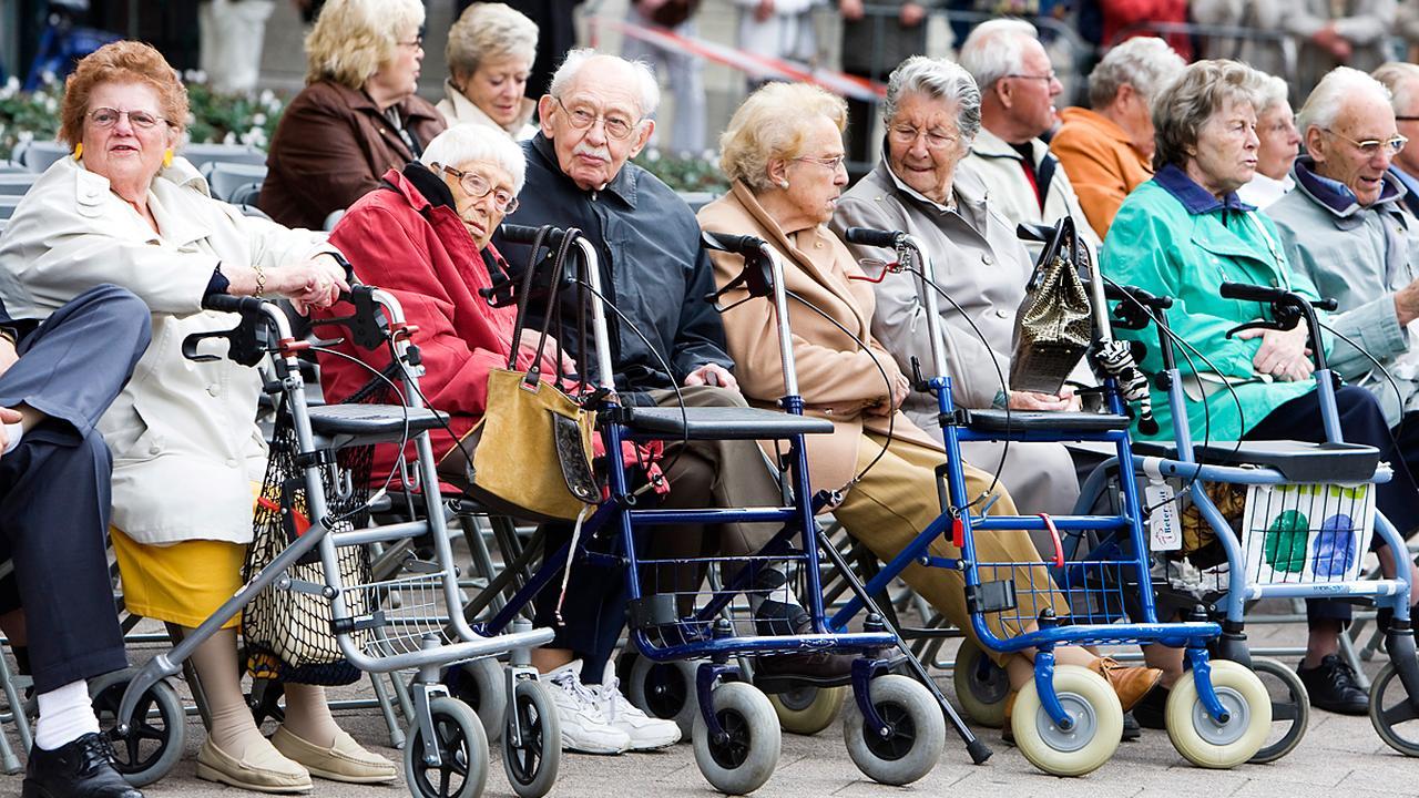gratis daten voor ouderen Schiedam