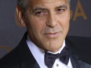 George Clooney ontvangt oeuvreprijs