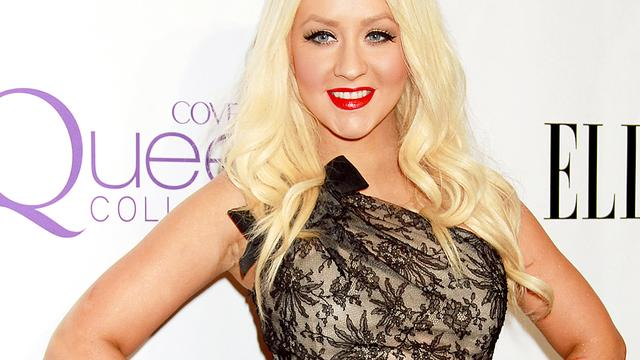 Christina Aguilera vol lof over Britney Spears