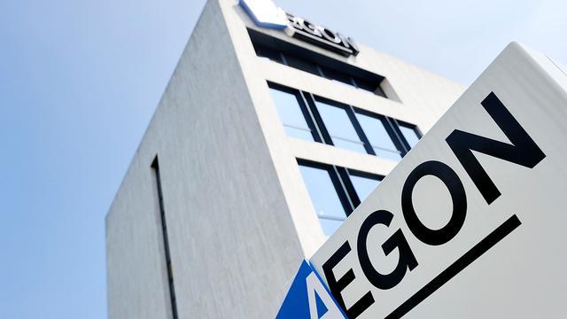 Financieel directeur vertrekt bij Aegon