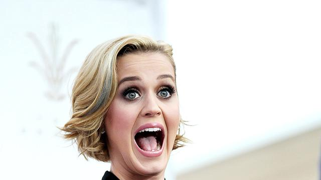 Katy Perry roept hulp in van therapeut
