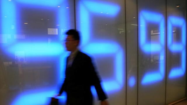 Nikkei sluit met klein verlies