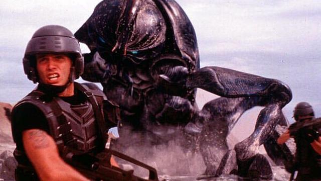 Columbia Pictures maakt nieuwe versie van Starship Troopers