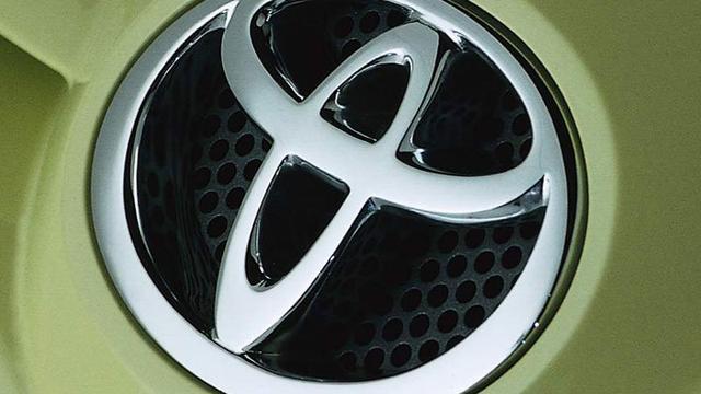 Verkoop Toyota stijgt door
