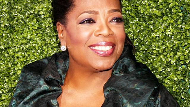 Oprah Winfrey schrijft eerste kookboek