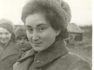 'In de eerste week van mei denk ik altijd aan Jelena Rzjevskaja'