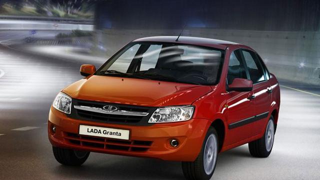 Minder Lada's in productie vanwege afname vraag