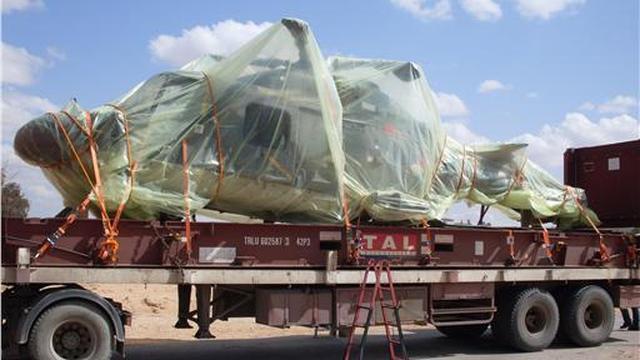 Nederland krijgt helikopter uit Libië terug