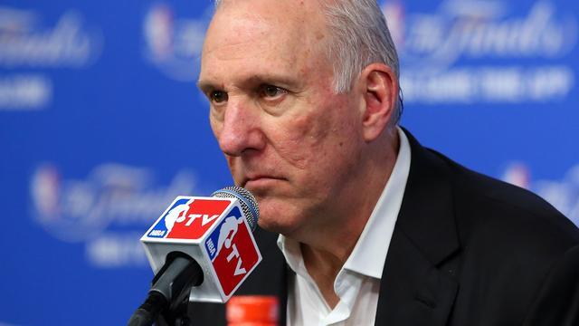 Succescoach Popovich verlengt bij San Antonio Spurs - succescoach-popovich-verlengt-bij-san-antonio-spurs