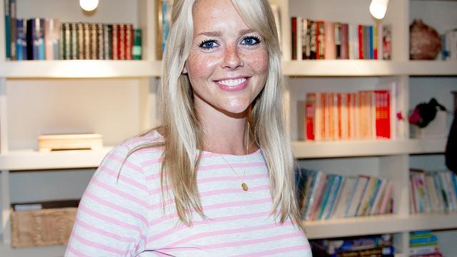 Leven Chantal Janzen veranderd door zoontje