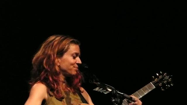 Ani DiFranco geen perfectionist